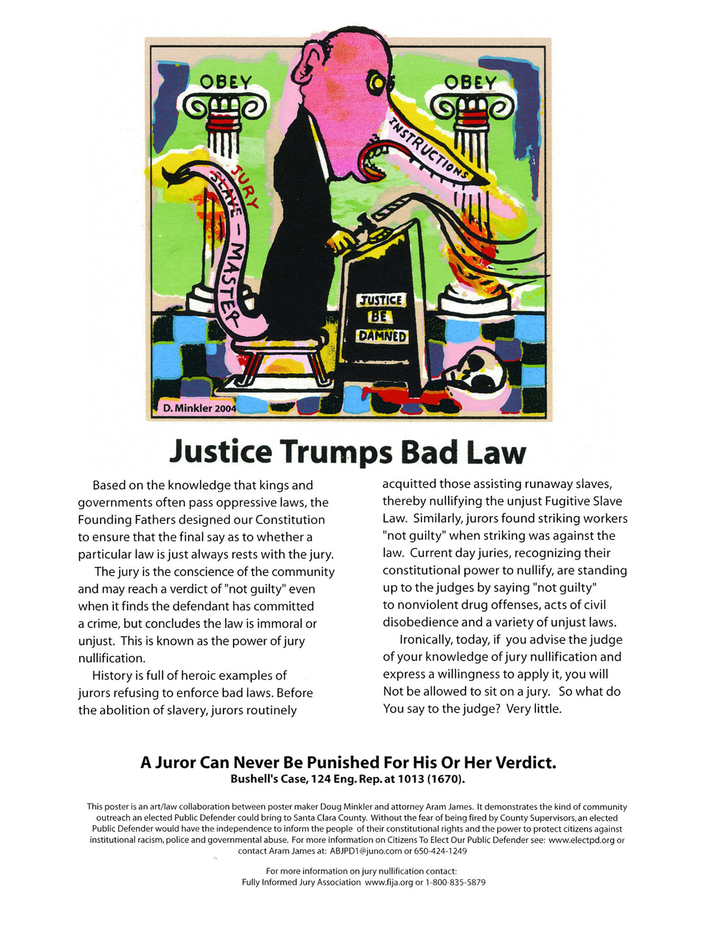 Justice Trumps Bad Law, v.2