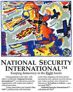 National Security International
